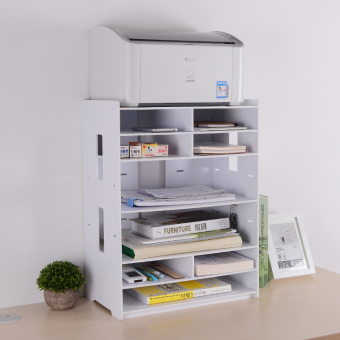Modern Jianyue stationery file organizing shelf storage rack
