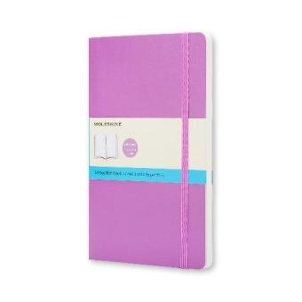 Moleskine Classic Soft Covered Dotted Pocket Notebook (OrchidPurple)