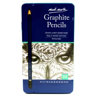 Mont Marte Graphite Pencils Price Philippines