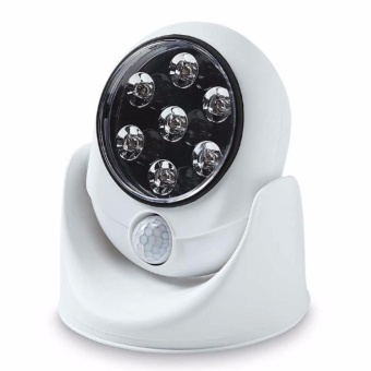 Motion Activated Cordless LED Night Sensor Light (White) Price Philippines