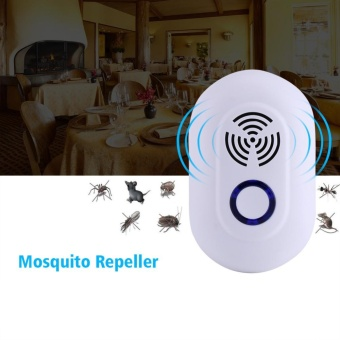 Multi-function Ultrasonic Household Pest Control Electronic InsectsKillers EU Plug - intl