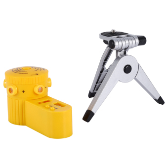 Multifunction Laser Spirit Level Leveler With Tripod Vertical Horizontal Line Measure Tool - intl