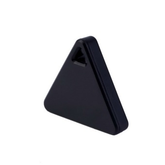 OH Black Smart Bluetooth Tracker GPS Locator Tag Alarm For Car BagDog Pets Child