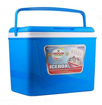 Orocan Koolit Ice Coolers Ice Box 30 Liters (Blue)
