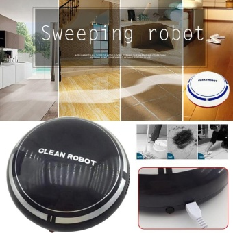 Oscar Store Portable Rechargeable Sweeping Robot Suction Machine Vacuum Cleaner Sweeper - intl