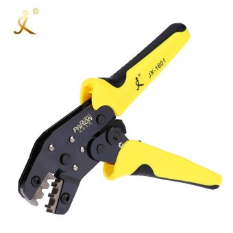PARON Professional Wire Crimpers Engineering Ratchet TerminalCrimping Pliers JX-48B 3.96 to 6.3mm 26-16AWG Crimper 0.14-1.5mm?for Dupont - Intl