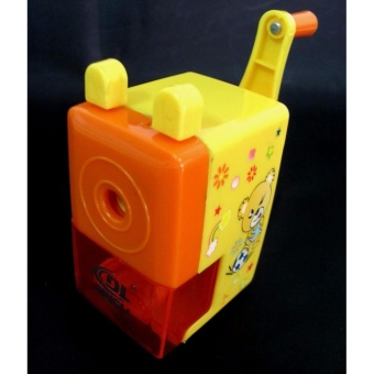 Pencil Sharpener Cute and Easy to use