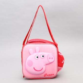 Peppa Pig 3D Insulated Bag