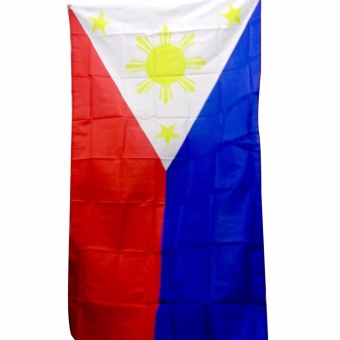 Philippine flag 3 ft x 5 ft