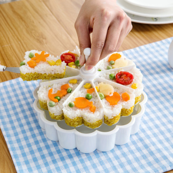 Rice children's rice sushi Mold