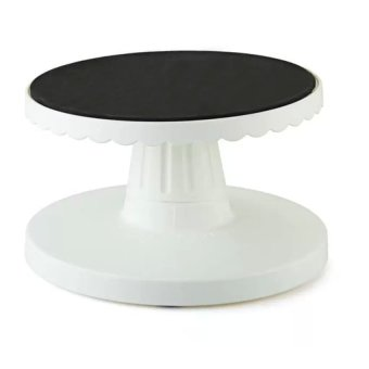 Rotating Icing Revolving Cake Tilting Turntable Decorating Stand Platform 59