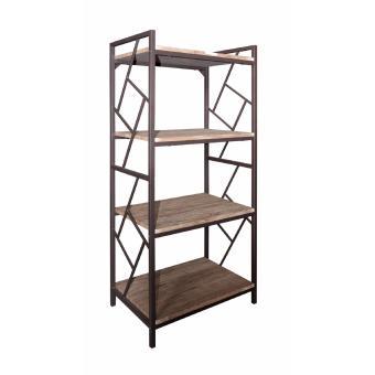 san yang bookshelves fbs1617 oak - Buy Bookshelves
