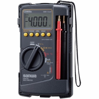 Sanwa CD800A Digital Multimeter All-in-One DMM (Japan Technology) Price Philippines