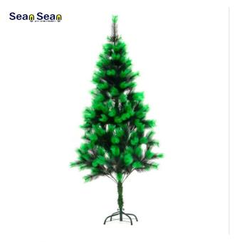 SeanSean 5' ft Xmas Tree Dual Color ( Dark and Light Green Pine)