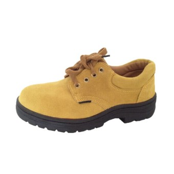 Solid bottom men deodorizing safety work shoes safety shoes