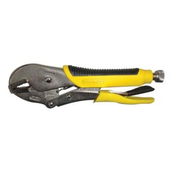 STANLEY STRAIGHT JAW LOCKING PLIERS ( 84-371-1 )