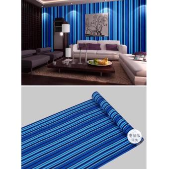 Stripe Design Self-adhesive Wallpaper Price Philippines