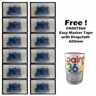 Sunnyware Shoe Mate Large x 12 + PAINT360 Easy Masker Tape