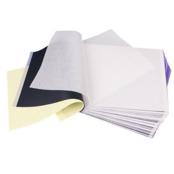 Tattoo Supplies 20 Sheets Stencil Hectograph Thermal Transfer Paper