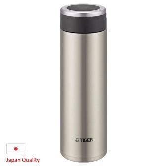 Tiger Stainless Steel Tumbler MMW-A048 480ml Clear Stainless