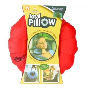 Total Pillow (Red)
