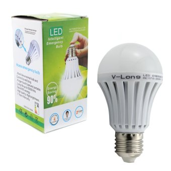 V-Long 9W LED Intelligent Emergency Light Bulb