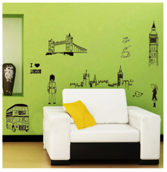 Wallmark I Love London Wall Sticker Price Philippines