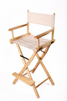 weext DIRECTORS CHAIR 29inch HEIGHT