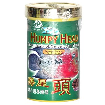 XO Humpy Head FF478 280ml/100g Aquarium Fish Food (Small)