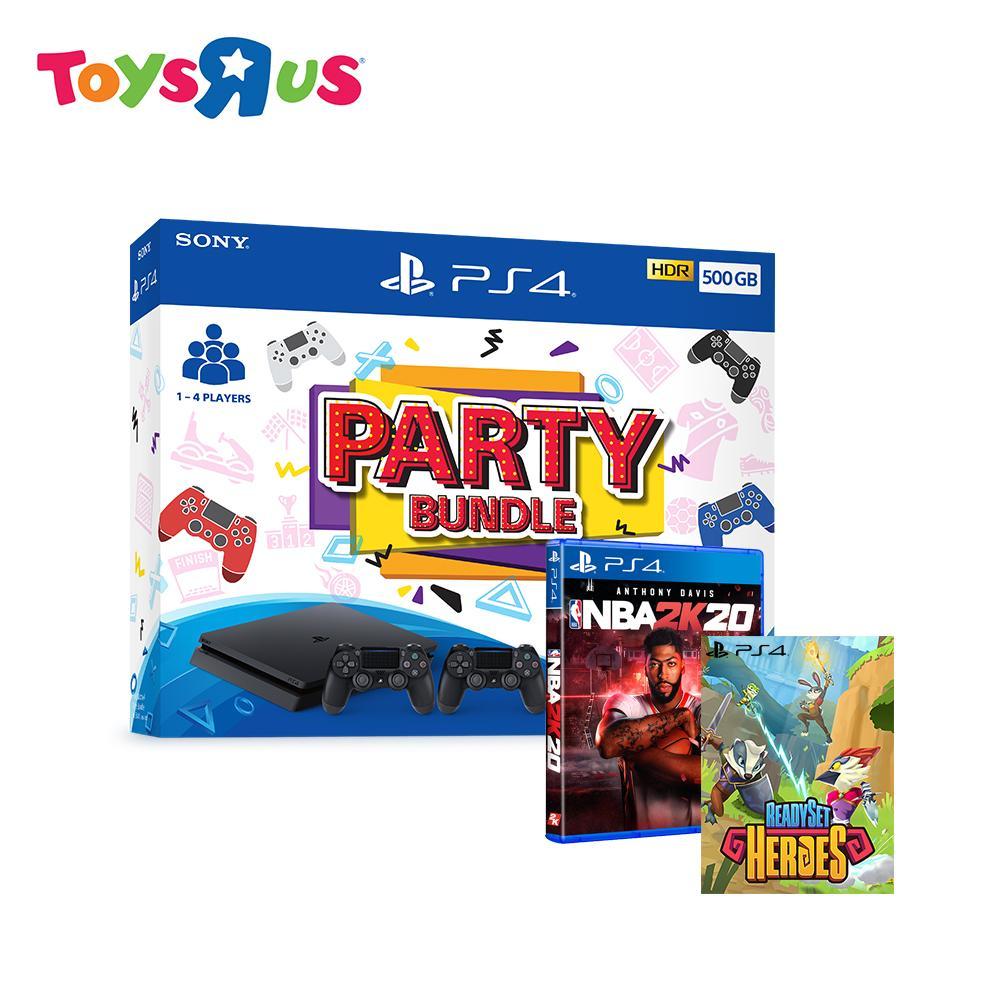 Ps4 Party Bundle Toys R Us