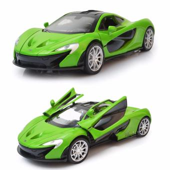 1:32 scale Diecast Metal Car McLaren P1 with Light & Sound - intl