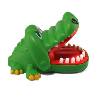 360DSC Crocodile Dentist Bite Finger Game Toy (Green) Price Philippines
