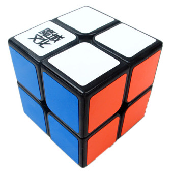 360WISH MoYu LingPo 2x2x2 Black Magic Cube Puzzle for Speed Solving