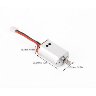 4 pcs RC Spare Parts Motor CW/CCW for Syma X8C X8W X8HC X8HW Silver- intl Price Philippines