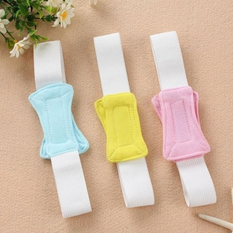 4ever 6pcs/set Baby Diaper Buckle Safety Nappy Belt Fasteners Pins Diaper Fixing Belt - intl