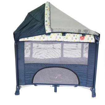 Akeeva Compact Playpen (Blue) Price Philippines