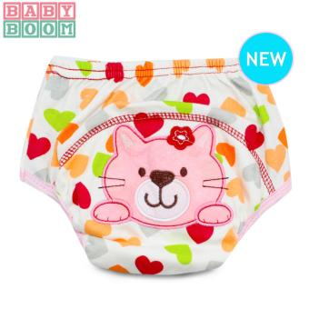 Baby Boom Soft and Washable Baby Diaper Cloth Pants-Bearcat