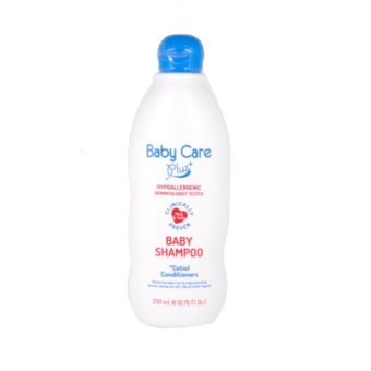 Baby Care Plus Baby Shampoo 200mL with Cetiol Conditioners