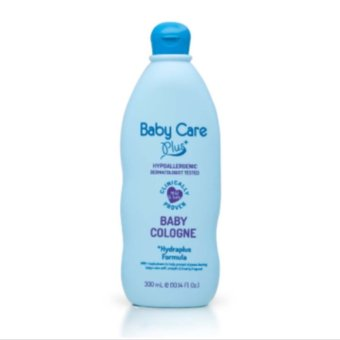 Baby Care Plus Blue Baby Cologne 300mL with Hydraplus Formula