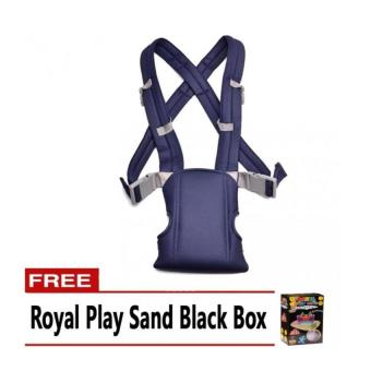 Baby Carrier (Blue) with FREE Royal Play Sand Black Box Price Philippines