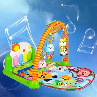 Baby Game Kingdom Discover 'n Grow Kick and Play Piano ActivityPlay Gym Price Philippines