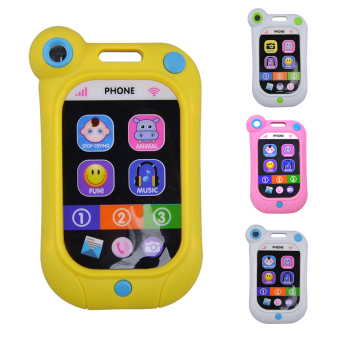 Baby Kids Learning Study Musical Sound Cell Phone ChildrenEducational Toys Price Philippines