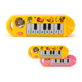 Baby Kids Musical Educational Animal Farm Piano Developmental Music Toy - intl