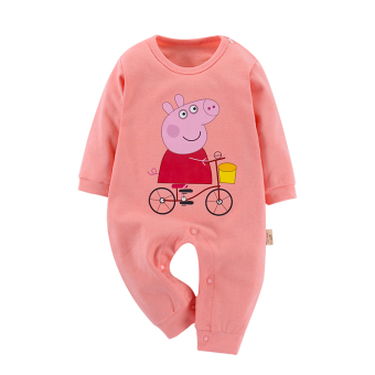 Baby one-piece spring New style long-sleeved romper