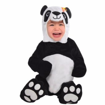 Baby Panda Costume (1 - 3 Years Old)
