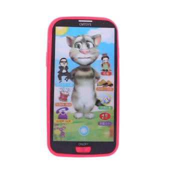 Baby Simulator Music Phone Touch Screen Kid Educational Learning Toy