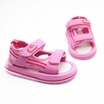 Baobao beach breathable Velcro damping sandals children's shoes