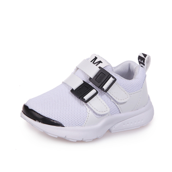 Baobao casual soft bottom male girls BayMini shoes mesh breathable sports shoes