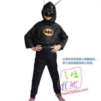 Batman children's Halloween Spider Man costume