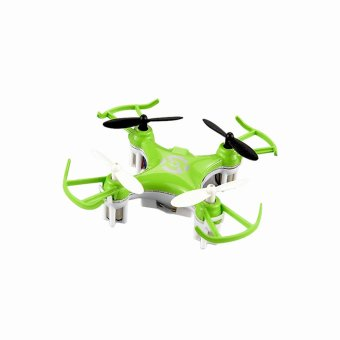 BAYANGTOYS 2.4 gHz Remote Control Quad Copter (Green)